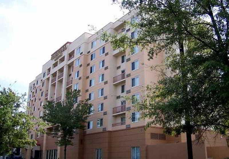 General view Courtyard Atlanta Midtown/georgia Tech