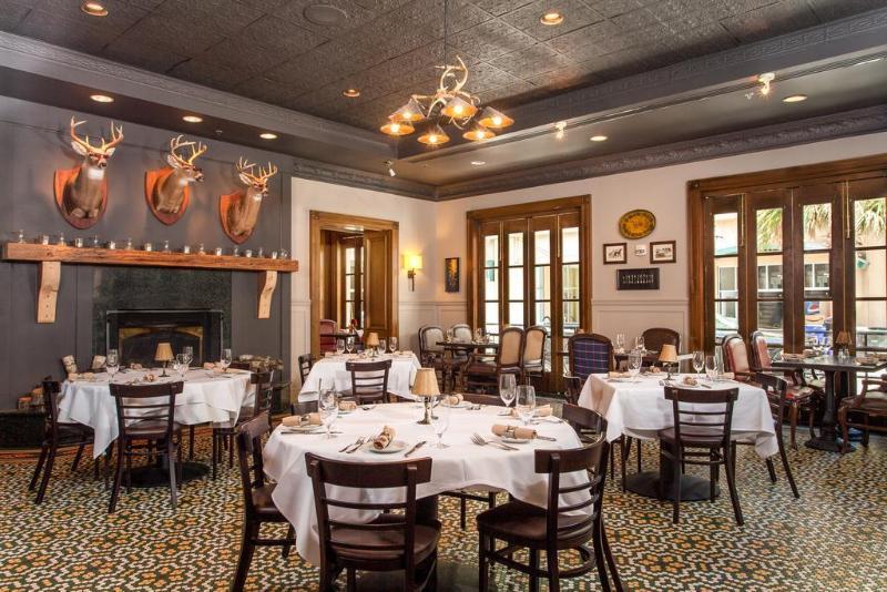 General view Renaissance Charleston Historic District Hotel