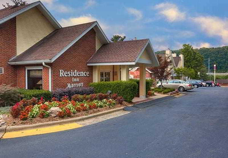 General view Residence Inn Charlotte South At I-77/tyvola Road