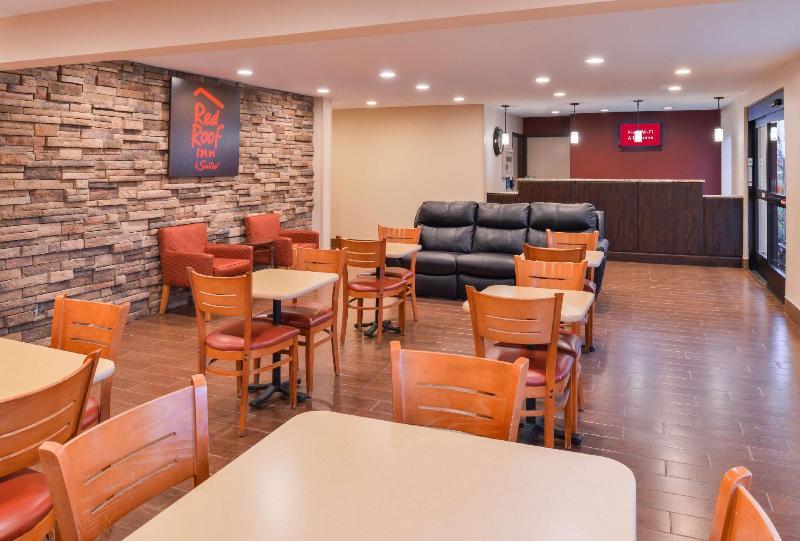 Restaurant Red Roof Inn & Suites Danville, Il