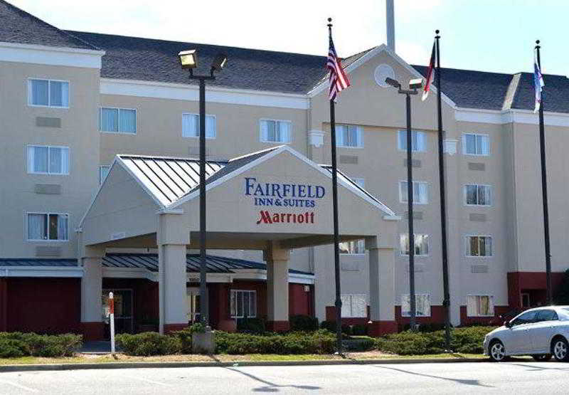 General view Fairfield Inn & Suites Hickory