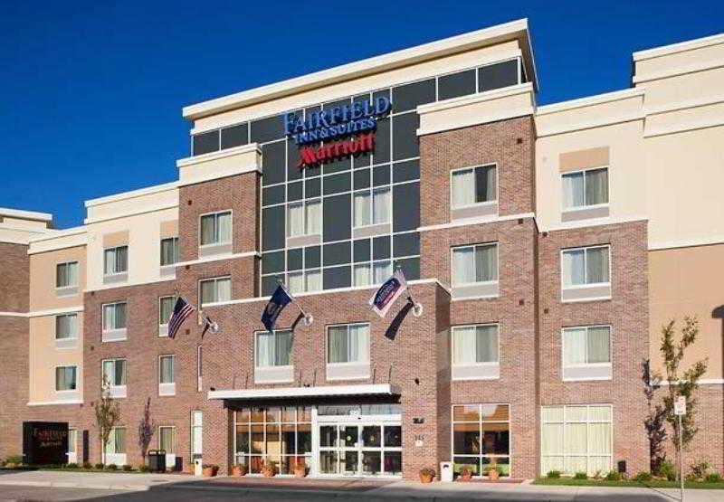 General view Fairfield Inn & Suites Wichita Downtown