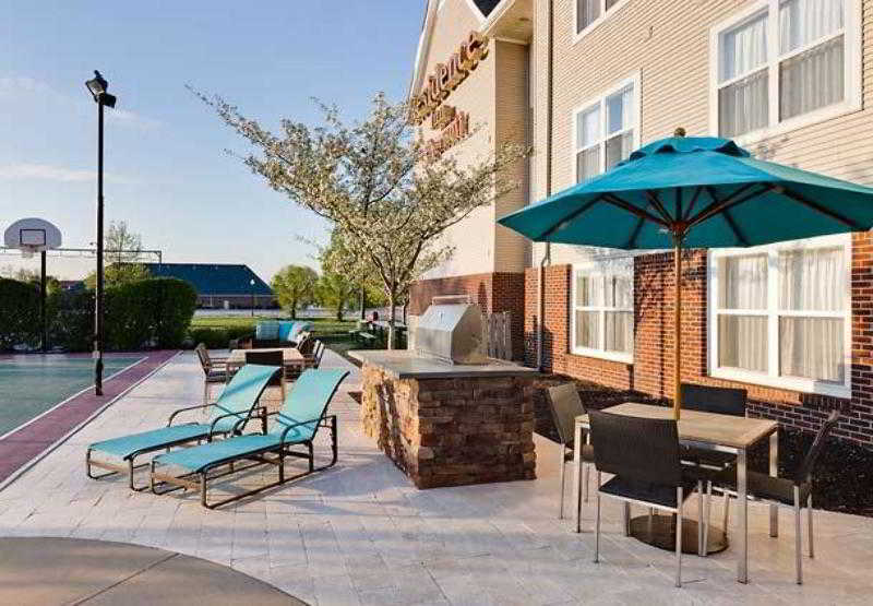 General view Residence Inn Indianapolis Fishers