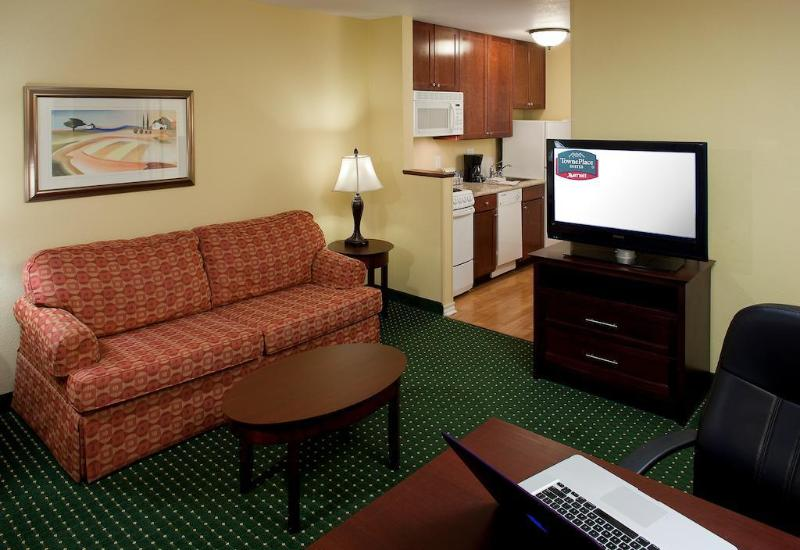 General view Towneplace Suites Lubbock