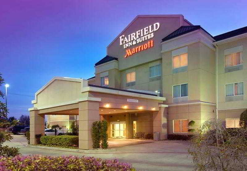 General view Fairfield Inn & Suites Marshall
