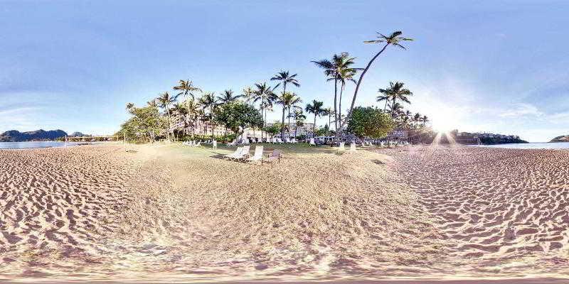 General view Marriott\'s Kaua\'i Beach Club