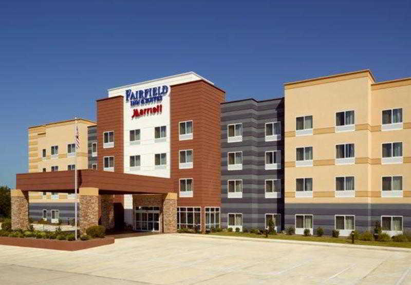 General view Fairfield Inn & Suites Montgomery Airport South