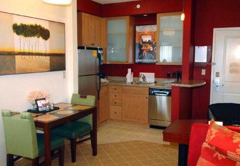 General view Residence Inn Melbourne