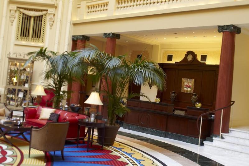 Lobby The Battle House Renaissance Mobile Hotel & Spa