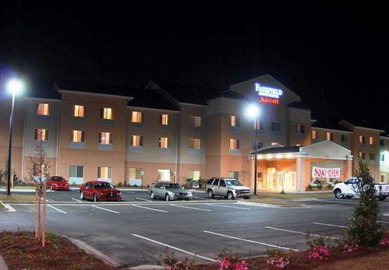 General view Fairfield Inn & Suites Mobile Daphne/eastern Shore