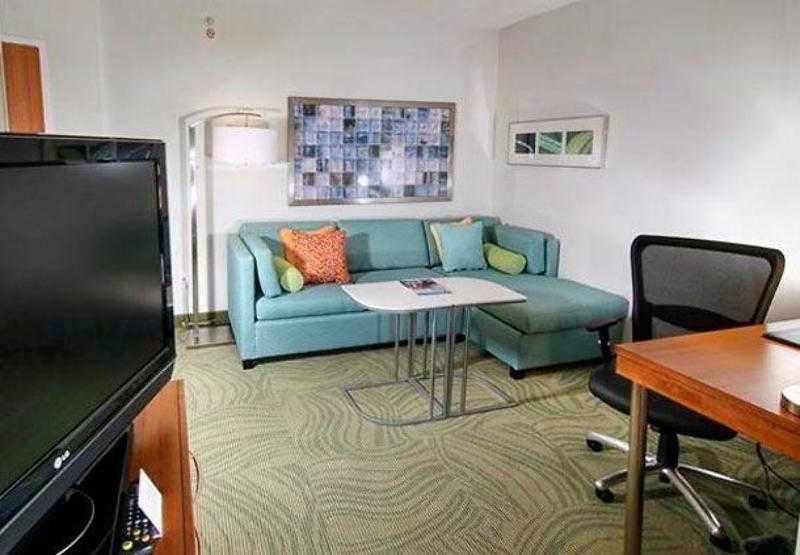 General view Springhill Suites Hampton