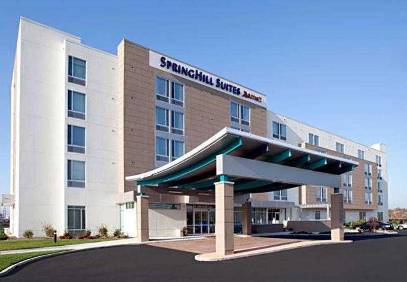 General view Springhill Suites Philadelphia Airport/ridley Park