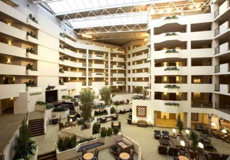 General view Residence Inn Seattle Downtown/lake Union