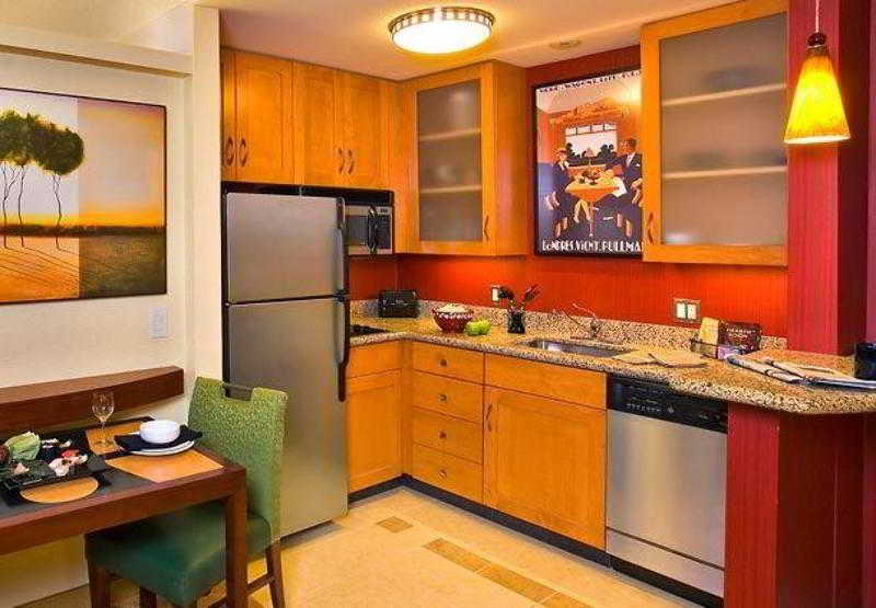 General view Residence Inn Toledo Maumee