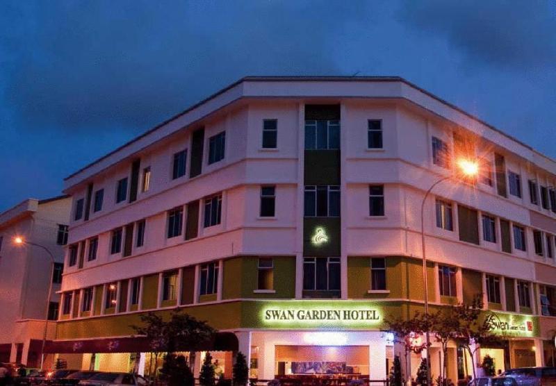General view Swan Garden Hotel