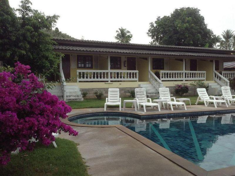 General view Visit Resort Lamai Beach