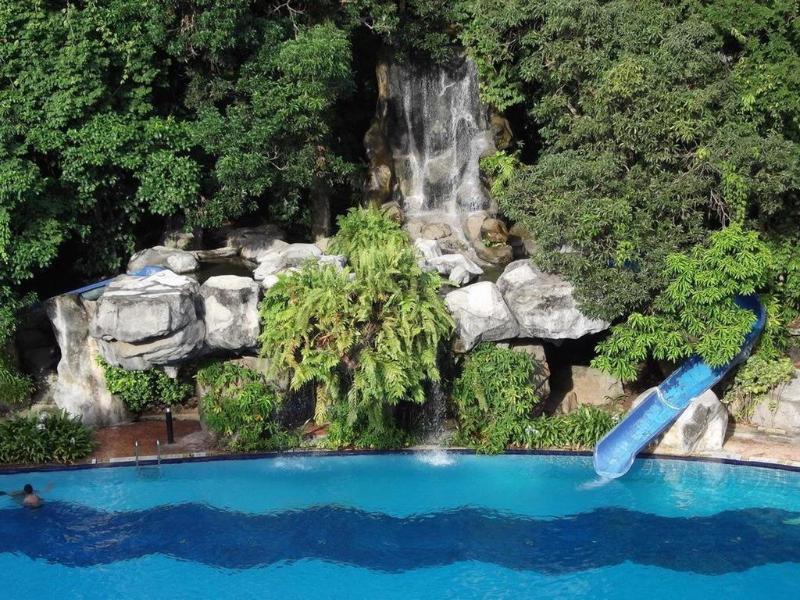 General view Aseania Resort