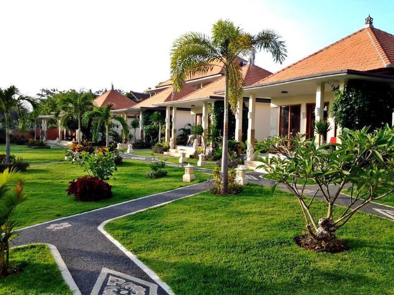 General view Bali Spark Resort Dive And Spa Tulamben
