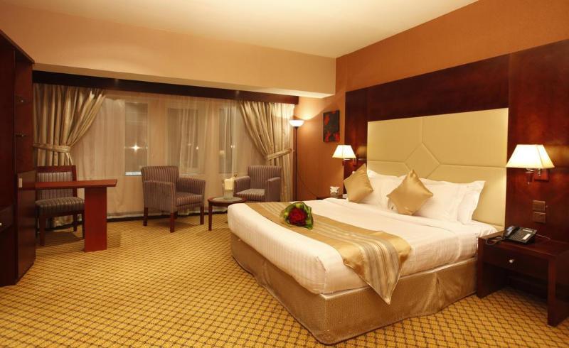 Plaza Inn Olaya Hotel - Room - 9