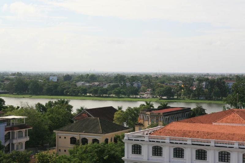 General view Thai Binh 2 Hue