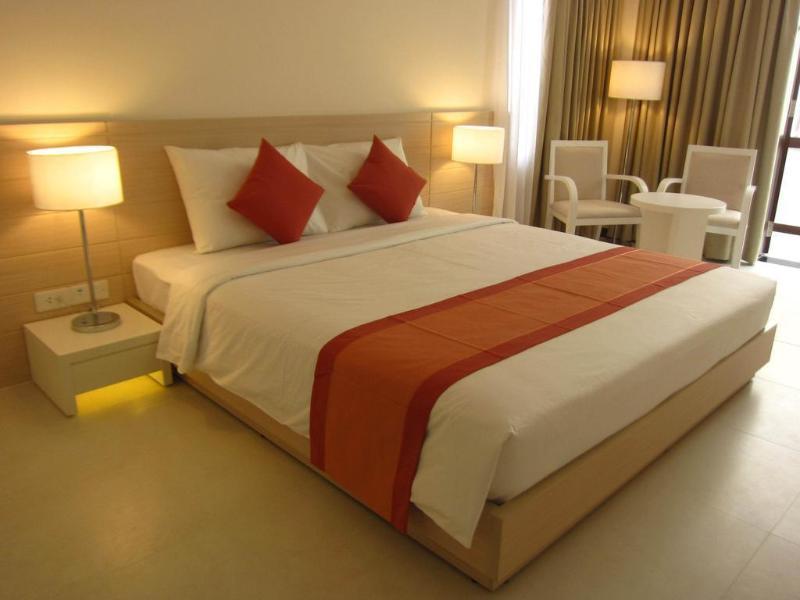 General view Nhi Phi Hotel