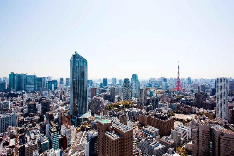 General view Andaz Tokyo-a Concept By Hyatt