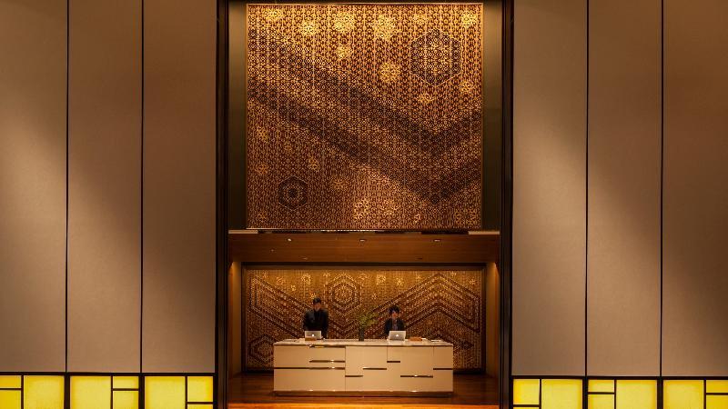 Lobby Andaz Tokyo-a Concept By Hyatt