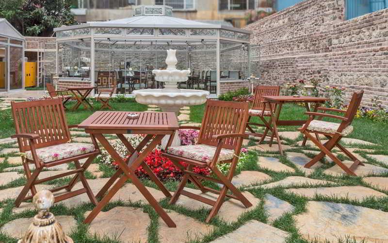 General view Enderun Hotel Istanbul