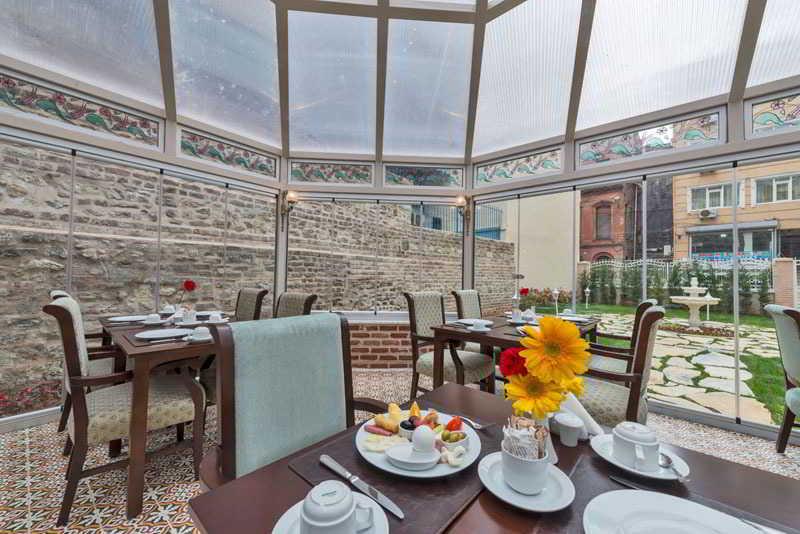 Restaurant Enderun Hotel Istanbul