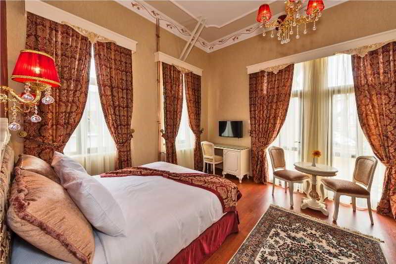 Room Enderun Hotel Istanbul