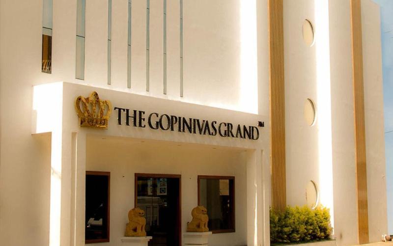 General view The Gopi Nivas Grand
