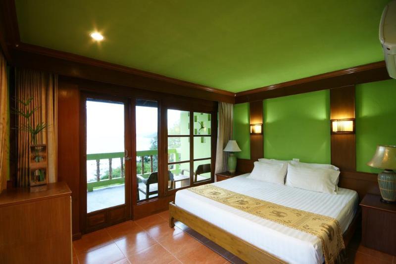 General view Sea Breeze Resort
