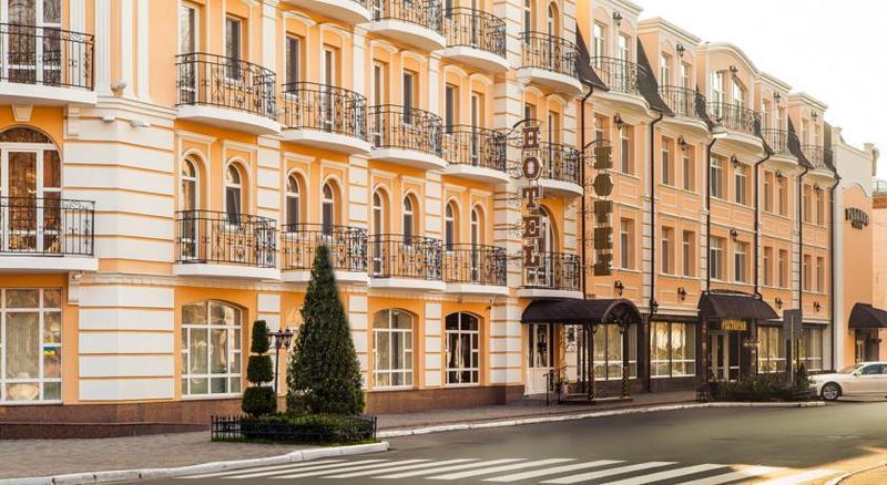 General view Palazzo Premier Hotel