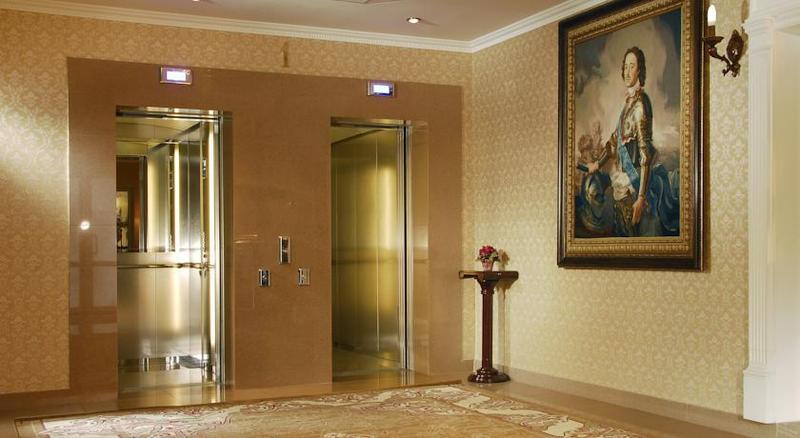 Lobby Palazzo Premier Hotel