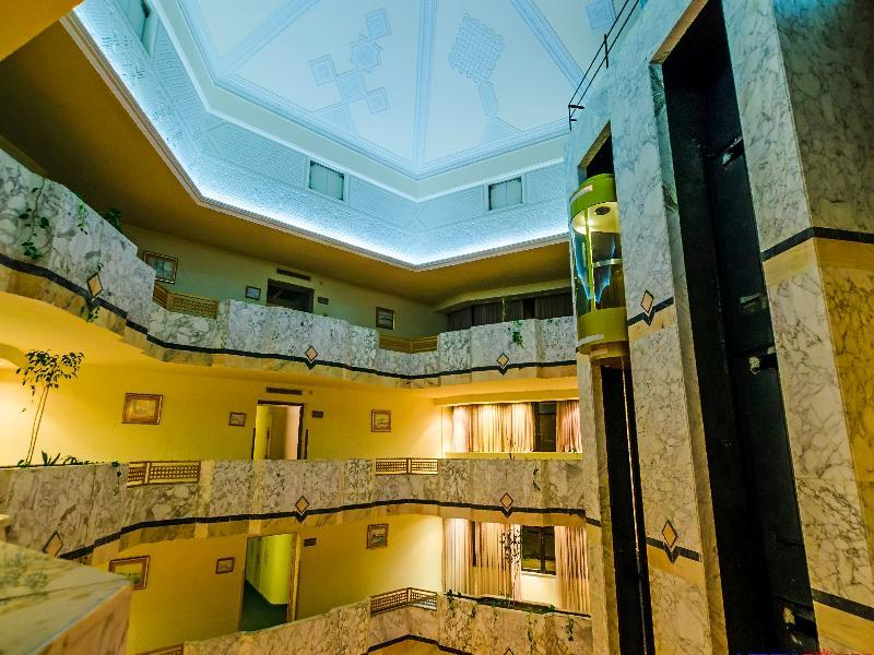 Lobby Houria Palace
