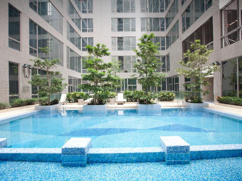 Pool Dorsett Tsuen Wan