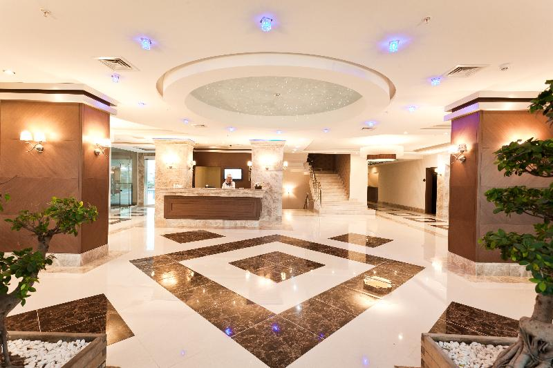 Lobby Mercia Hotels & Resort