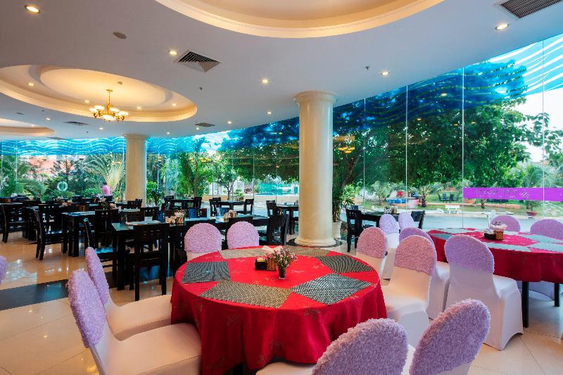 Park Diamond Hotel - Restaurant - 17