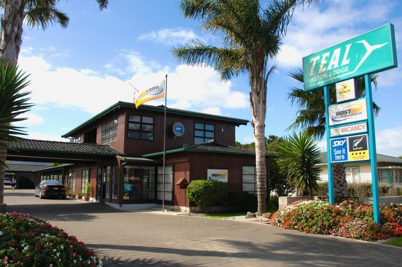 General view Teal Motor Lodge