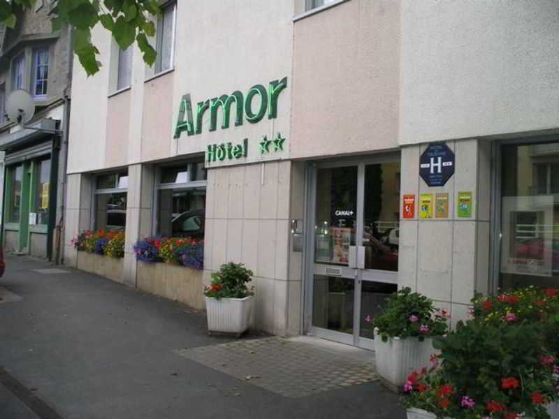 General view Brit Hotel Armor