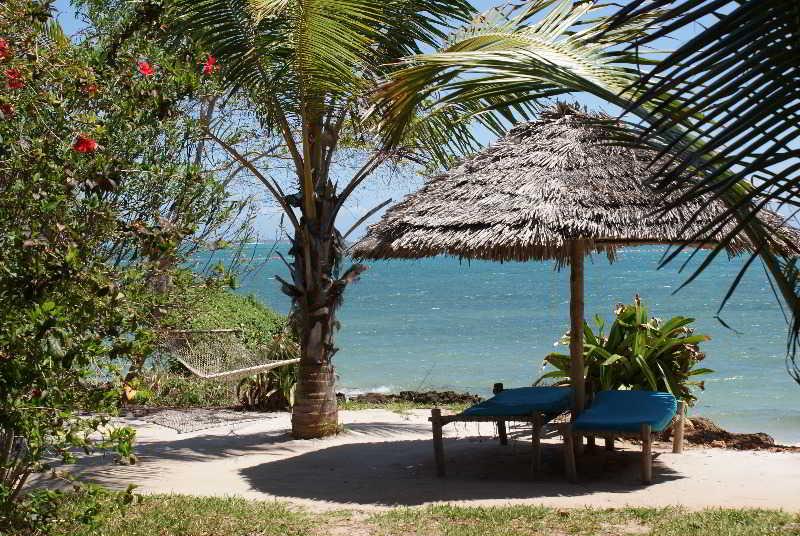 General view Fumba Beach Lodge