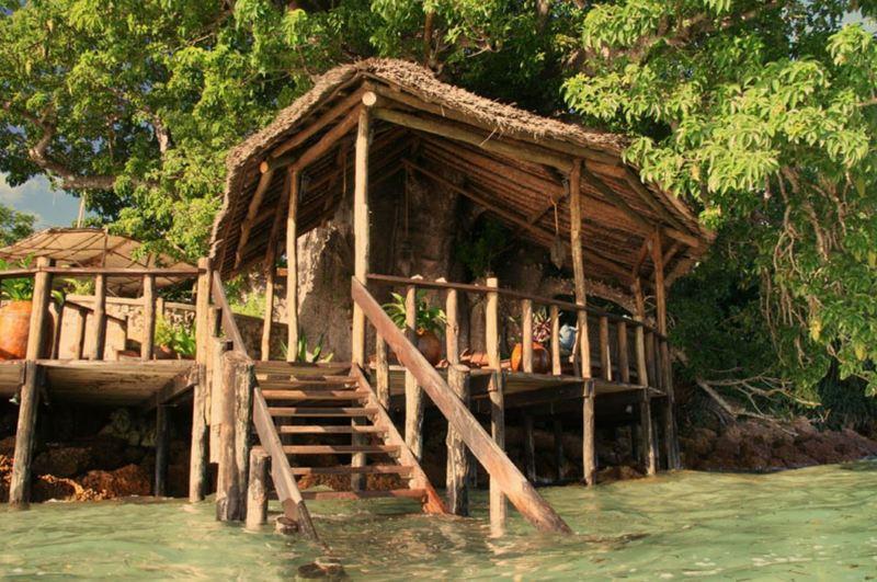 Bar Fumba Beach Lodge