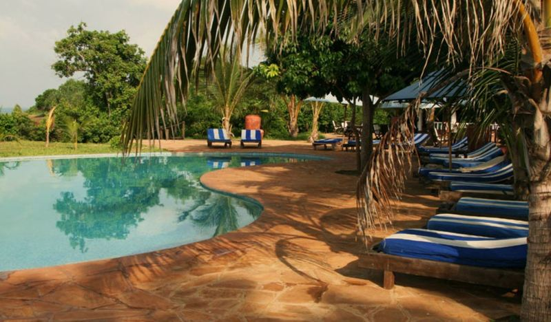 Pool Fumba Beach Lodge
