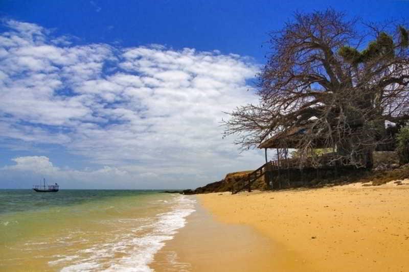 Beach Fumba Beach Lodge