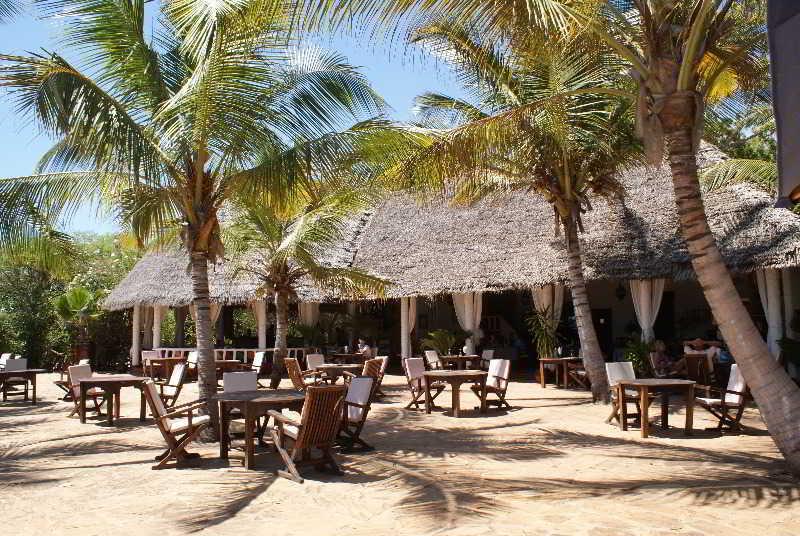 Terrace Fumba Beach Lodge