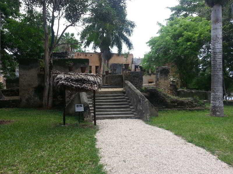 General view Protea Hotel Zanzibar Mbweni Ruins