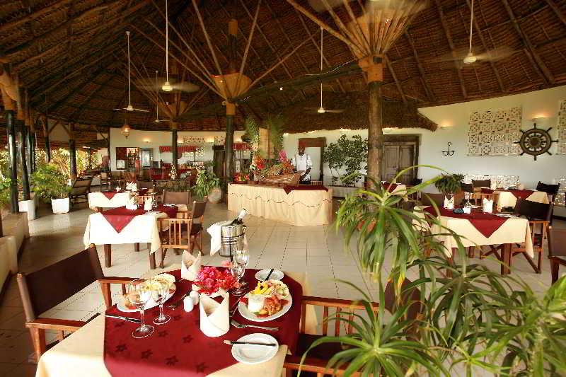 Restaurant Protea Hotel Zanzibar Mbweni Ruins