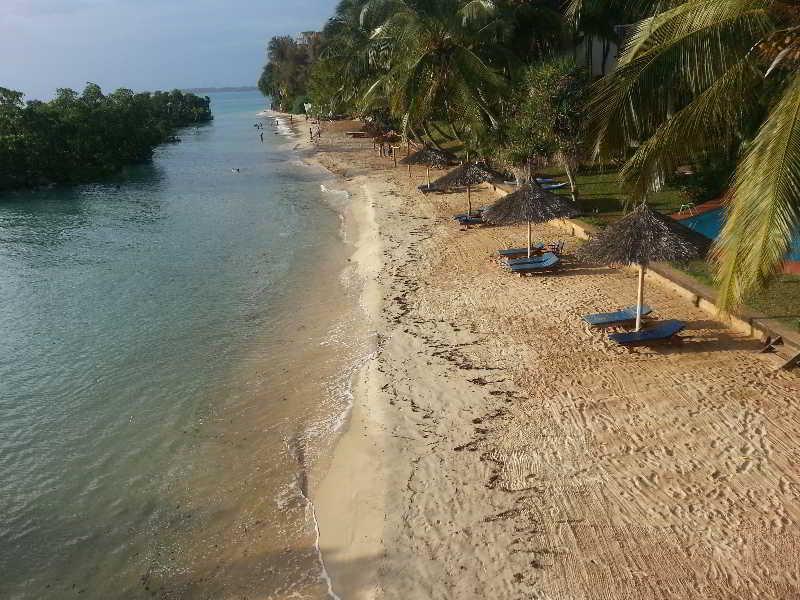 Beach Protea Hotel Zanzibar Mbweni Ruins