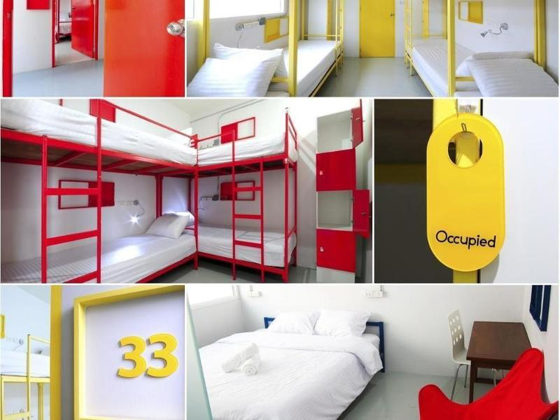 Etz Hostel Bangkok