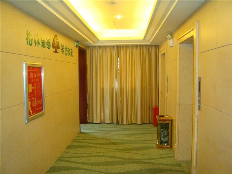 Room Greentree Inn Nanchang Railway Station Luoyang Roa